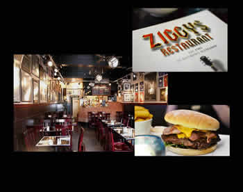 ziggys restaurant st andrews ghost tours 1 - Enjoy 20% off your meal