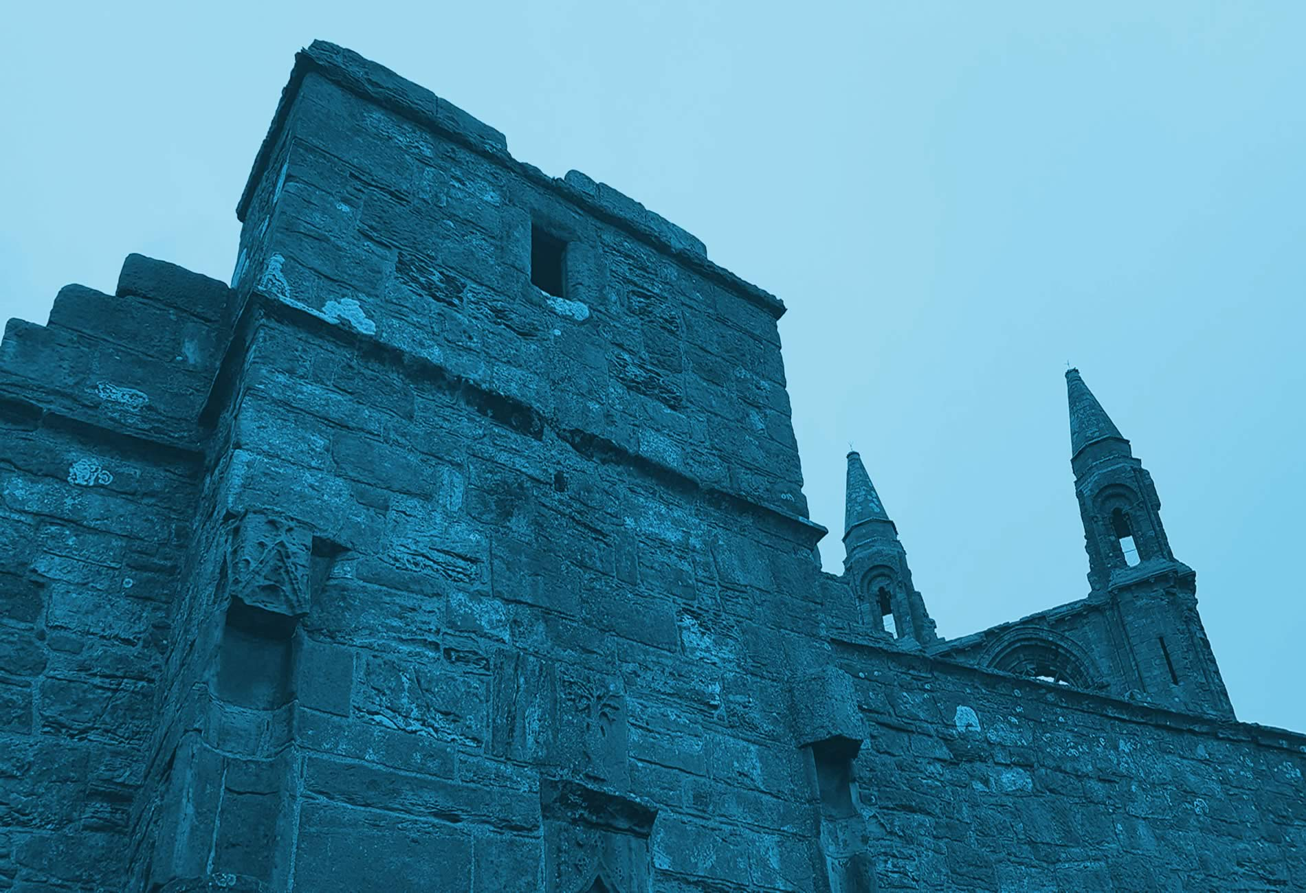 haunted tower daylight large optimised - We also run - St Andrews Ghost Tours - St Andrews History Tours