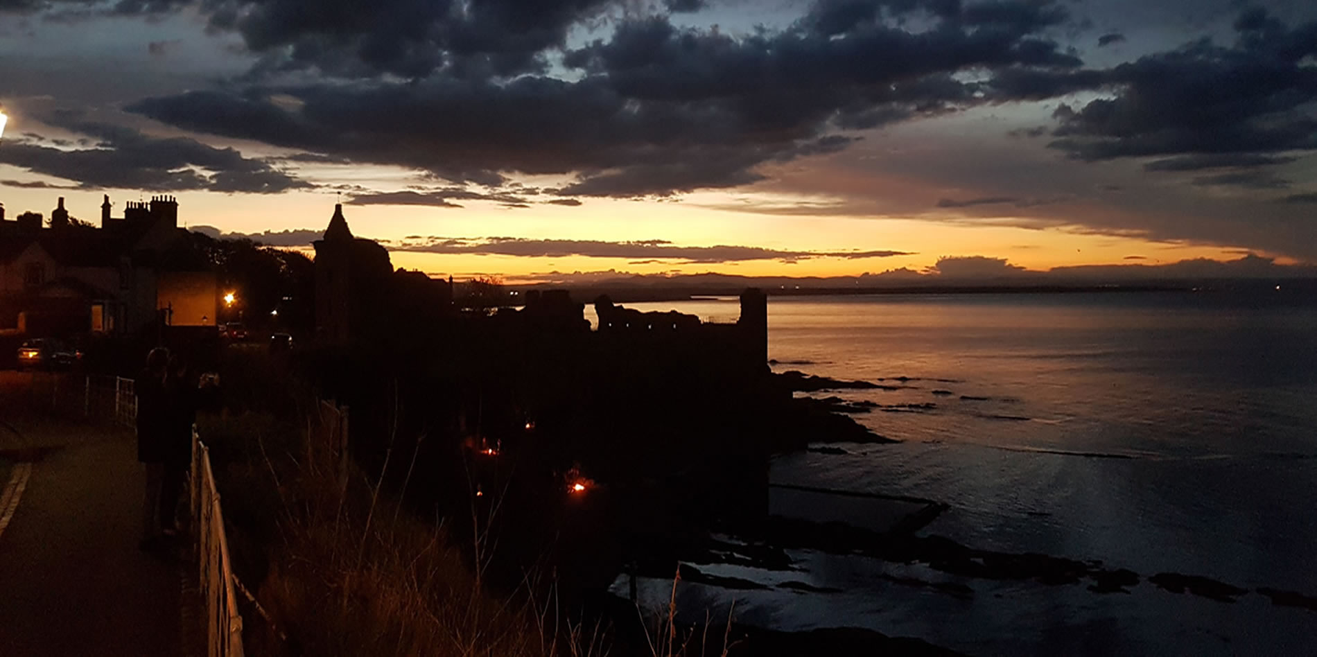 st andrews castle19 13 2 optimised - We also run - St Andrews Ghost Tours - St Andrews History Tours