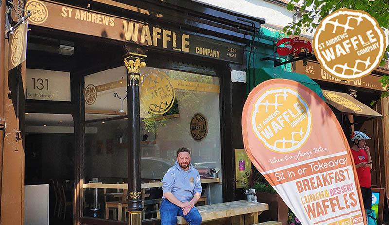 waffle company st andrews - Enjoy 20% off your meal