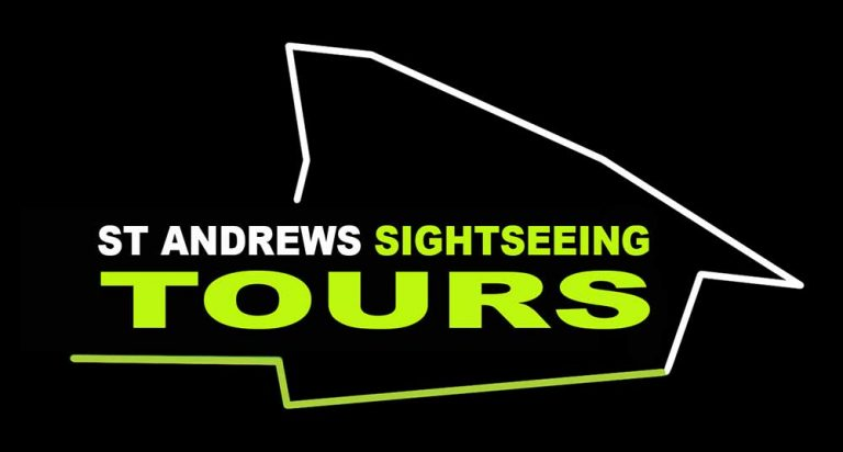 standrewssightseeingtours logo2 768x412 - Check out our other daily tours - St Andrews Ghost Tours & St Andrews Golf Oriented Tours